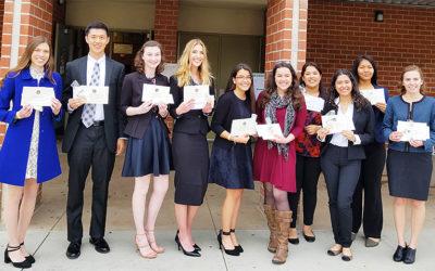 Seymour Award 2017-18 | South Region