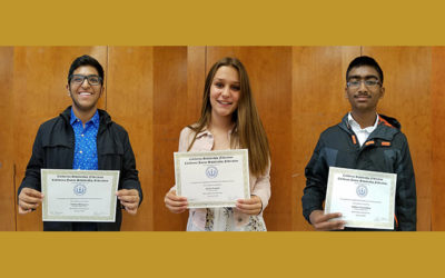 Huhn Award 2017-18 | South Region