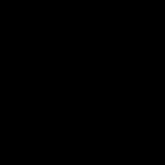 CJSF logo black & white